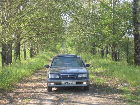 Toyota Camry 1997 - отзыв владельца