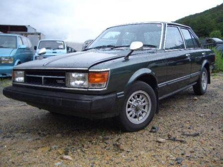 Toyota Camry 1981 - отзыв владельца