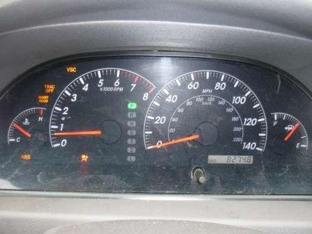 Toyota Camry 2005 - отзыв владельца