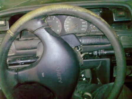 Toyota Camry 1988 - отзыв владельца