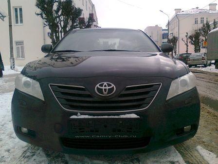Toyota Camry 2009 - отзыв владельца