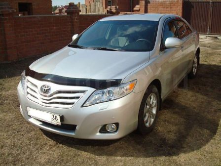 Toyota Camry 2011 - отзыв владельца