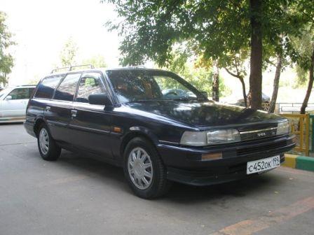 Toyota Camry 1990 - отзыв владельца