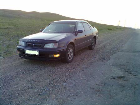 Toyota Camry 1996 - отзыв владельца