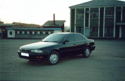 Toyota Camry 1991 - отзыв владельца