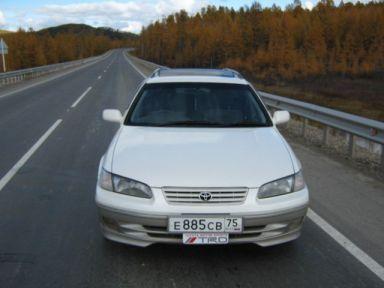 Toyota Camry Gracia 1999 отзыв автора | Дата публикации 29.12.2010.