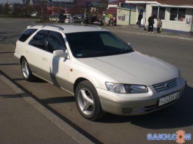 Toyota Camry Gracia 1997 отзыв автора | Дата публикации 28.04.2011.