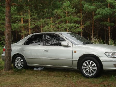 Toyota Camry Gracia 2001 - отзыв владельца