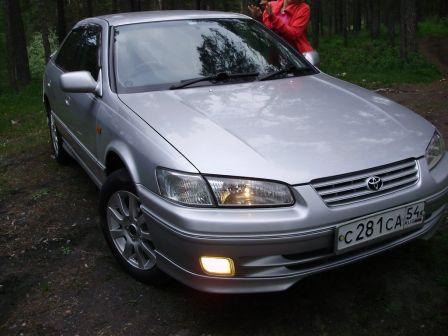 Toyota Camry Gracia 1997 - отзыв владельца