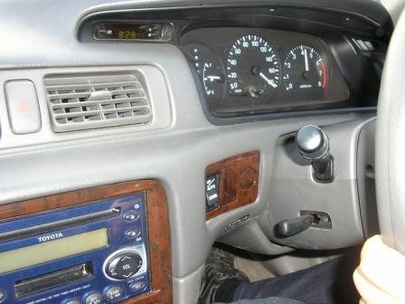 Toyota Camry Gracia 1999 - отзыв владельца