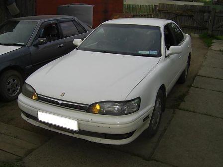 Toyota Camry Prominent 1991 - отзыв владельца