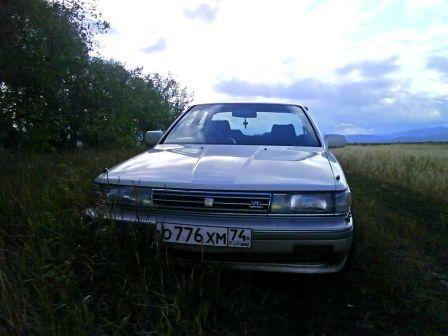 Toyota Camry Prominent 1989 - отзыв владельца