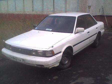 Toyota Camry Prominent 1988 - отзыв владельца