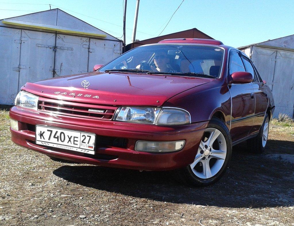 Продажа Toyota Carina 1992 года в Семее - №37760918: цена ...