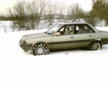 Toyota Carina, 1987