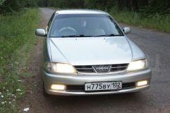 Toyota Carina 2000 отзыв владельца   Дата публикации: 08.05.2013