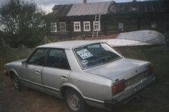 Toyota Carina, 1981
