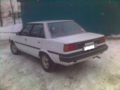 Toyota Carina, 1984