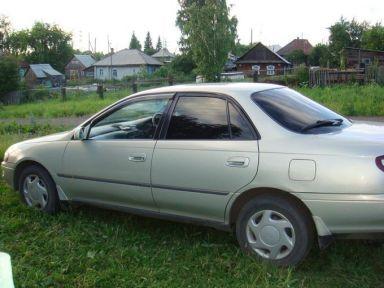 Toyota Carina 1992 отзыв автора | Дата публикации 28.11.2008.
