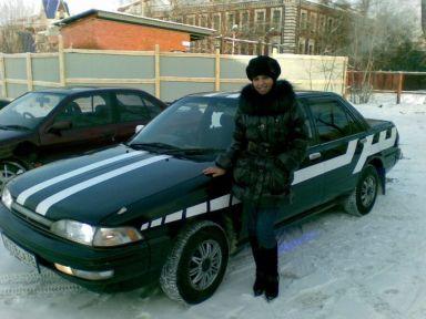 Toyota Carina 1991 отзыв автора | Дата публикации 22.01.2009.