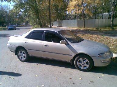 Toyota Carina 1992 отзыв автора | Дата публикации 19.02.2009.