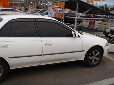 Toyota Carina 1995 отзыв автора | Дата публикации 22.03.2009.