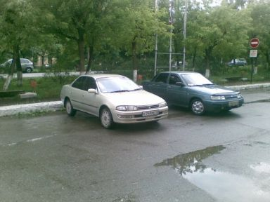 Toyota Carina 1995 отзыв автора | Дата публикации 08.04.2009.