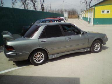 Toyota Carina 1990 отзыв автора | Дата публикации 22.04.2009.
