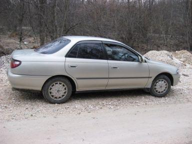 Toyota Carina 1992 отзыв автора | Дата публикации 13.05.2009.