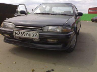 Toyota Carina 1990 отзыв автора | Дата публикации 28.09.2009.