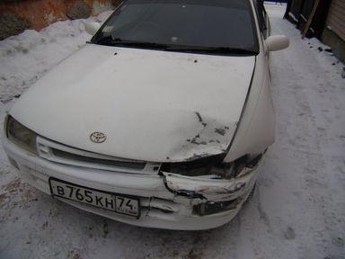 Toyota Carina, 2009
