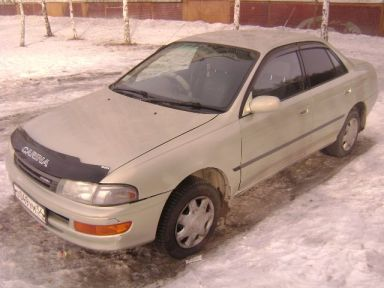 Toyota Carina 1995 отзыв автора | Дата публикации 04.03.2010.