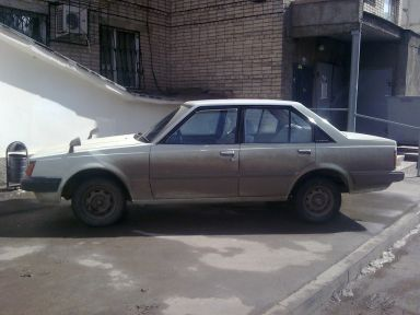Toyota Carina, 1982