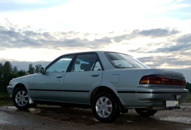 Toyota Carina 1991 отзыв автора | Дата публикации 10.06.2010.