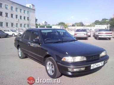 Toyota Carina 1991 отзыв автора | Дата публикации 30.08.2010.