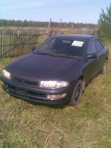 Toyota Carina 1994 отзыв автора | Дата публикации 14.09.2010.