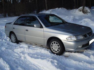Toyota Carina 2001 отзыв автора | Дата публикации 23.11.2010.