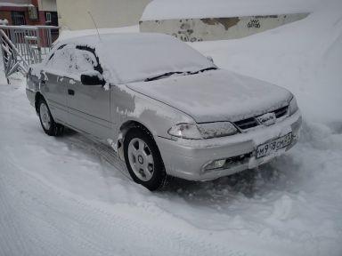 Toyota Carina, 2000