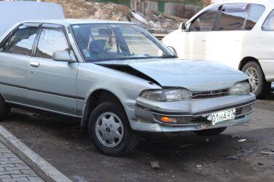 Toyota Carina 1991 отзыв автора | Дата публикации 07.05.2011.