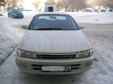 Toyota Carina 1993 отзыв автора | Дата публикации 22.10.2011.