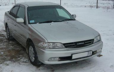 Toyota Carina 2001 отзыв автора | Дата публикации 01.12.2011.
