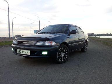Toyota Carina 1998 отзыв автора | Дата публикации 09.12.2011.