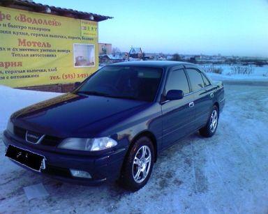Toyota Carina 2001 отзыв автора | Дата публикации 03.01.2012.