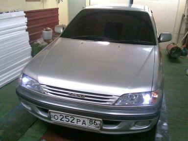 Toyota Carina 1997 отзыв автора   Дата публикации 24.01.2012.