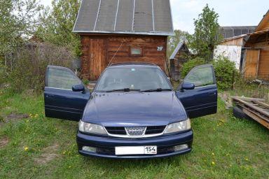 Toyota Carina 1998 отзыв автора | Дата публикации 01.02.2012.