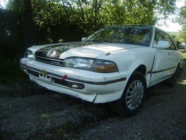Toyota Carina 1989 отзыв автора | Дата публикации 04.04.2012.