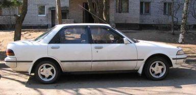 Toyota Carina 1989 отзыв автора | Дата публикации 13.08.2004.
