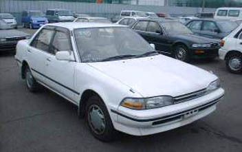 Toyota Carina 1989 отзыв автора | Дата публикации 28.10.2004.