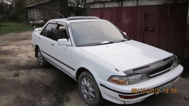 Toyota Carina 1989 отзыв автора | Дата публикации 09.10.2012.
