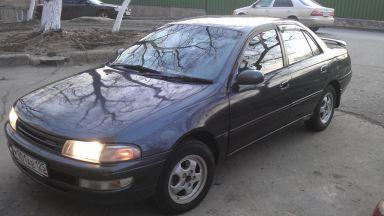Toyota Carina 1993 отзыв автора | Дата публикации 23.11.2012.